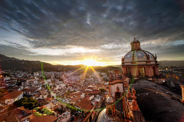 Cuernavaca and Taxco Private Tour from Mexico City