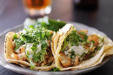 Mexcan Food and Markets Tour Plus Cooking Class