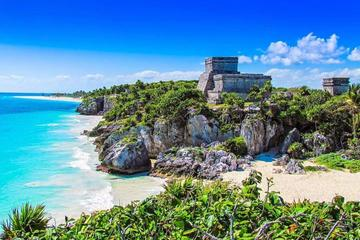 Private Coba, Tulum and Temazcal Tour from Tulum