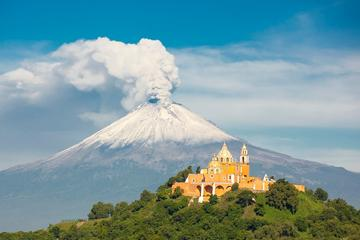 Private Day Trip to Puebla and Cholula from Mexico City