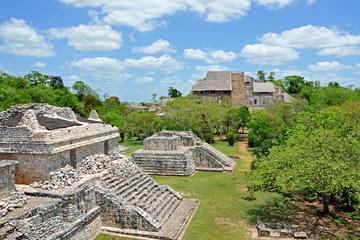 Private Ek Balam, Bird Sanctuary, Tequila Tour from Playa del Carmen or Tulum