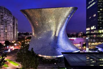 PRIVATE MEXICO CITY TOUR ANTHROPOLOGY MUSEUM AND SOUMAYA MUSEUM