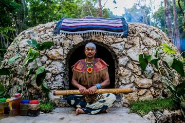 Private or Shared Mayan Temazcal Ritual from Tulum