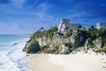 Private Tour: Coba and Tulum with Lunch from Cancu