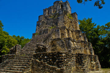Private Tour to Muyil, Tulum, and Coba from Playa del Carmen