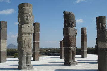Private tour to Tula and  Queretaro from Mexico City