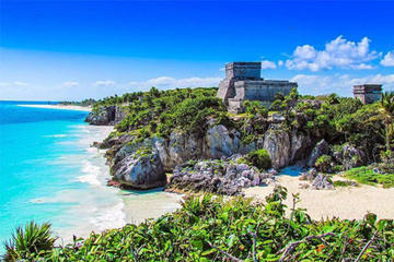 Private tour TULUM and CHICHEN ITZA with swimming in Cenote IKKIL from Cancun