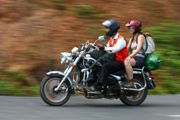 Full-Day Motorcycle Tour of Dalat and...
