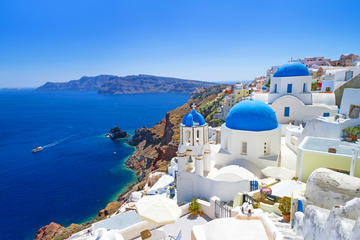 12-Night Magical Aegean Tour from Athens