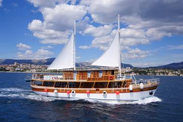 Croatian Coast: 7-Night Cruise from Split
