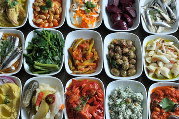 Turkish Cooking Class with Lunch in Istanbul