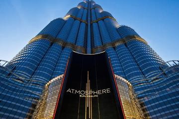 Bar At.Mosphere im 122. Stock des Burj Khalifa mit privatem Transfer