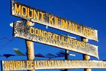 Mount Kilimanjaro Climb - Tanzania