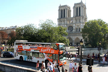2時間のパリ市内観光ツアー