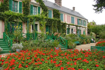 Giverny: visite guidée d'une demi-journée au départ de Paris