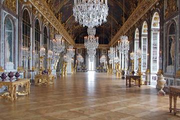Halvdagstur till Versailles från Paris, inträdesbiljett till slottet ...