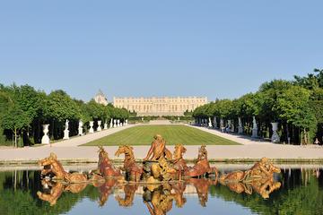 Visite d'une journée complète à Versailles au départ de Paris...