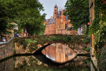 Visite guidée d'une journée à Bruges au départ de Paris