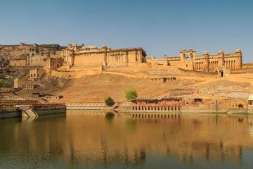 Full Day Jaipur (Pink City) Tour from Delhi by Express Train