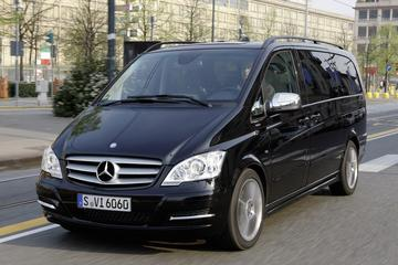 Private Departure Transfer by Luxury Van to Prague Hlavni Nadrazi...