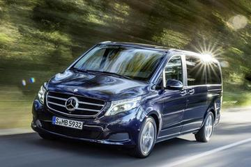 Private Transfer in Luxury Van: Munich Airport Departure