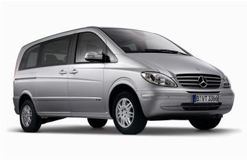 Private Transfer to Budapest from Prague by Luxury Van