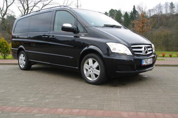Private Van transfer: City to Kaunas Airport - Departure