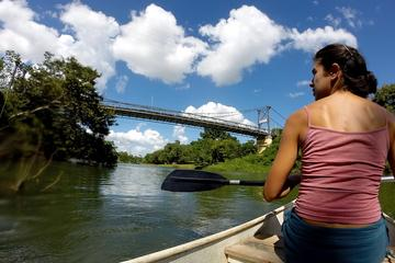 Macal River Canoeing and Rainforest...