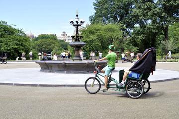 Excursões em pedicab pelo Central Park