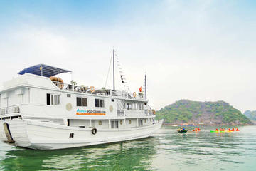 Overnight Halong Bay Cruise on the Alova Gold