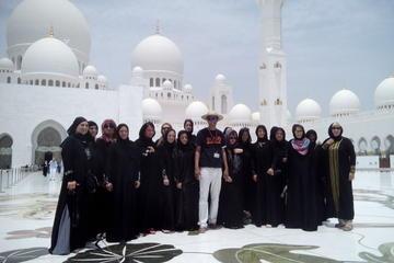 Ganztägige Stadtrundfahrt Abu Dhabi von Dubai aus inklusive...