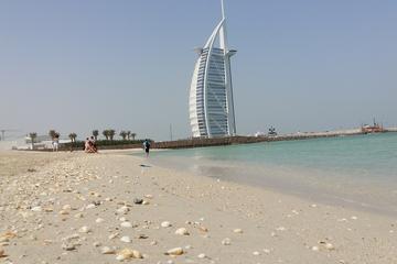 Visite de Dubaï avec diner-croisière en boutre