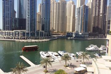 Zwischenstopp-Besichtigungstour in Dubai mit Tickets für Burj Khalifa