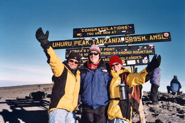 6-Day Kilimanjaro trekking Machame or ...