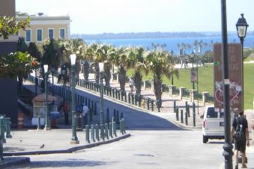 Excursão de bonde com várias paradas pela antiga San Juan