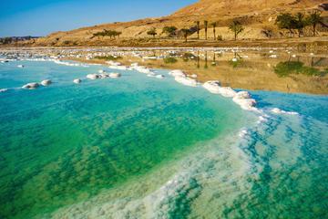 Détente en petit groupe à la mer Morte au départ de Jérusalem