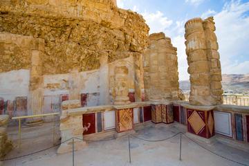 Excursión de día completo a Massada y el mar Muerto desde Tel Aviv