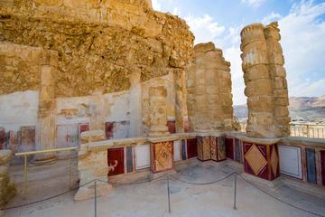 Excursión para grupos pequeños a Massada y el mar Muerto desde Tel...