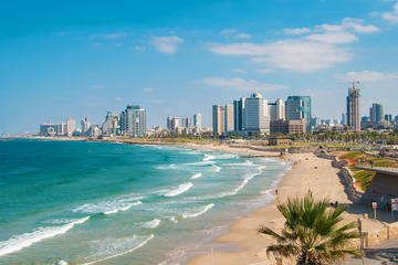 Tel Aviv City Tour from Jerusalem