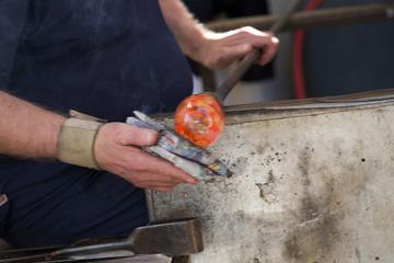 Visite de fabrique de verre de Murano: visite de la fabrique et...
