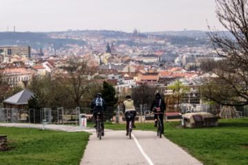Excursão particular de bicicleta pelos lugares menos conhecidos de...