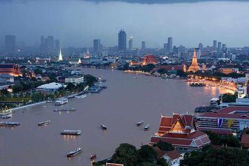 バンコク:ウェン ファー ディナー クルーズ