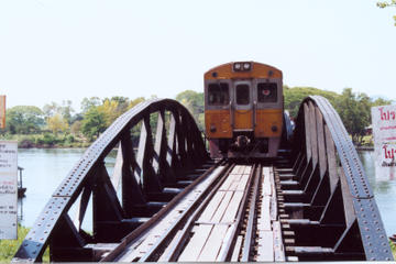 Full-Day River Kwai Tour from Bangkok