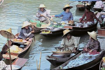 Full Day Tour of Floating Markets and...