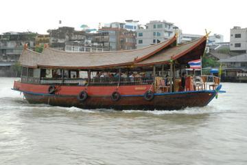 Half-Day Bangkok Rice Barge and