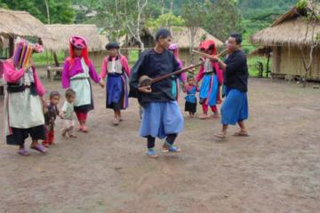 Private: Full-Day Long Neck Village and Lahu Hill Tribes with Boat...