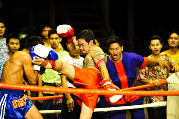 Thai Boxing Match including Tickets ...