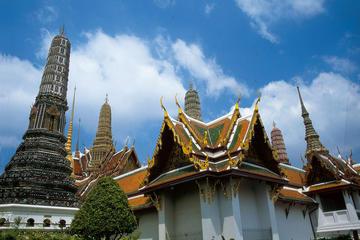 Visita guiada al Gran Palacio de Bangkok y Wat Phra Kaew