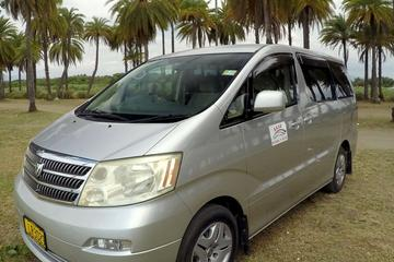 Private Transfer: Coral Coast to Nadi Airport - 1 to 4 Seat Vehicle