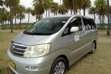 Private Transfer - Denarau Hotels to Nadi Airport
